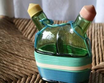 Vintage Oil and Vinegar Dispenser