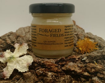 COMPLETELY Natural Face Cream - Organic, Healing, Anti Aging