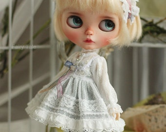 May flower, Dress set for Blythe / Pullip