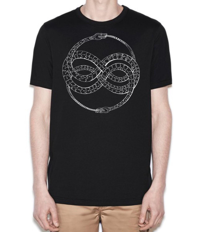Ouroboros shirt ancient alchemy symbol magic shirt for Alchemy design t shirts