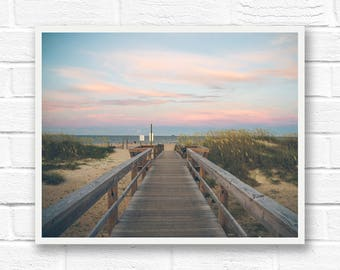 Digital download photography, Tybee Island photography, beach printable photography, instant download, coastal decor, ocean print, Georgia