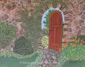 Original Artwork Garden o...