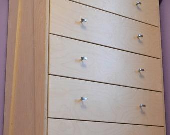 Modern dresser / chest of drawers / kids furniture