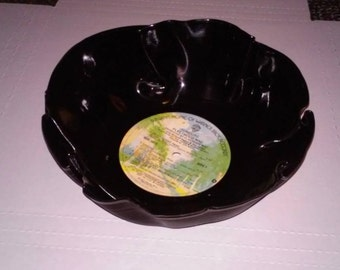 Fleetwood Mac Rumours Record bowl perfect for chips or popcorn free shipping