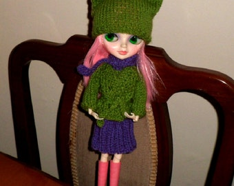 CAT HAT for BLYTHE doll.