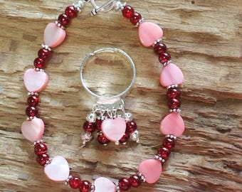 Ring Of Hearts Set