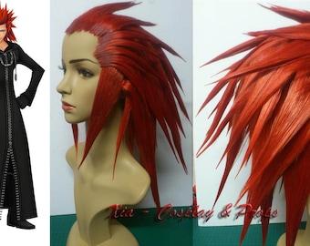 Axel cosplay wig - Kingdom Hearts