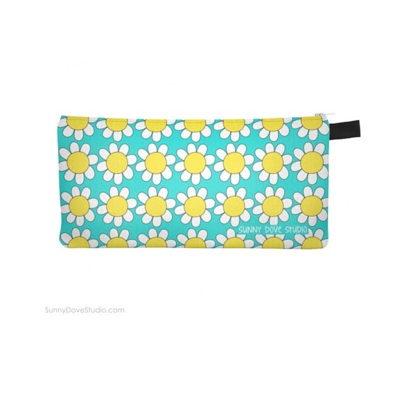 Zipper pouch pencil case holder easter gift for friend her like this item negle Image collections