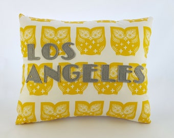 Love Your City Throw Pillow