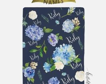Swaddle blanket - Newborn gift - Custom blanket - Baby blanket -  Baby girl - Baby blanket personalised - Newborn gift - Baby shower gift