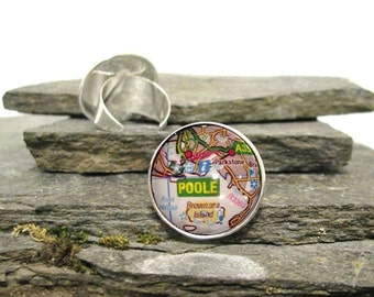 Map Ring, Personalized Photo Ring, Personalized Adjustable Ring, Your Photo Ring
