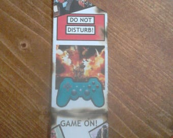 Game On! - 'Do Not Disturb sign' !