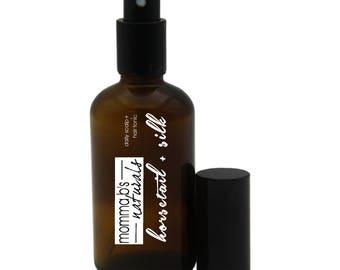Natural Scalp & Hair Tonic Elixir Treatment Oil Free Growth Horsetail Silk