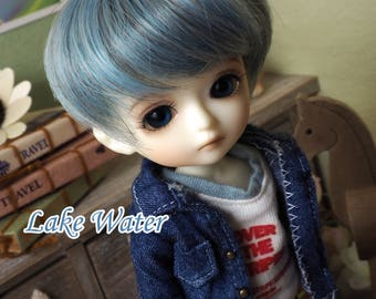 bjd doll boy wig L-3 special 2nd ver (3 colors) for lati yellow fl pukifee
