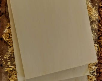 Basswood for Wood Carving