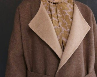 Oatmeal coat