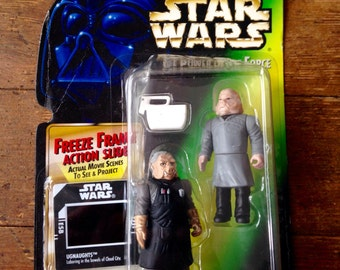 1997 Ugnaughts 2 pack, Star Wars Power of the Force Action Figures. Carded and Factory Sealed, Kenner (Hasbro Inc).