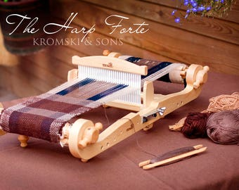 Kromski Harp Rigid Heddle Loom *FREE Shipping USA, Reduced Shipping Canada*