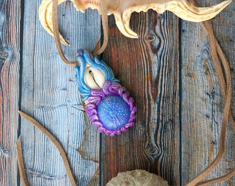 Chanoja Magical Clay Amp Crystal Jewelry Art By Chanojajewelry