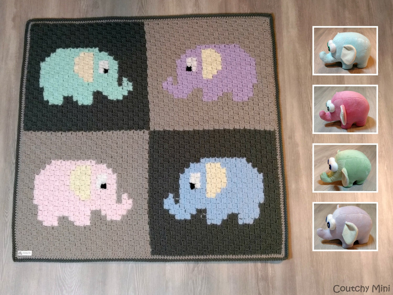 Baby Crochet Blanket Baby Gift Shower Gift Baby Blanket Personalized