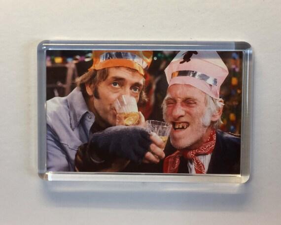 Christmas Movies Steptoe & Son Bad Santa Christmas Vacation Bad Santa 2 Santa Claus the Movie fridge magnets