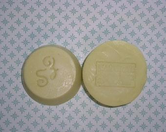 shampoo bar Bergamot & Taragon Leave natural plant craft SOAP