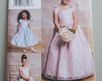 Vogue For Me Dress Sewing Pattern V7681
