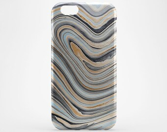 Waves iPhone Case iPhone 7 Rainbow Phone Case iPhone 7 Plus iPhone 4-5 iPhone 6 Colorful iPhone 6 Plus Case iPod Touch Galaxy Case LG G3 G4