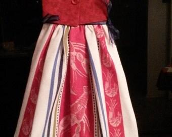 Seafood Oven Dress