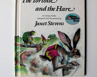 The Tortoise and the Hare by Janet Stevens 1984