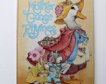 Cyndy Szekeres' Mother Goose Rhymes 1987