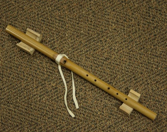 Native American Style Bamboo Cane Flute Key of F#