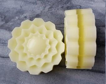 Citrus Lemon Floral Soap