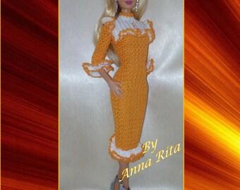 PDF Orange Cloud for Barbie