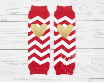 Baby Legwarmers, Red White Legwarmers, Christmas Legwarmers, Kids Striped Legwarmers, Red Chevron Legwarmer, Birthday Outfit
