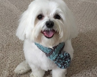 Dog Scarf, Small Dog Clothes, Doggy Clothes, Etsy Dog Cothes, Funny Dog Clothes, Boy Dog Clothes, Collars and More, Maltese Poodle