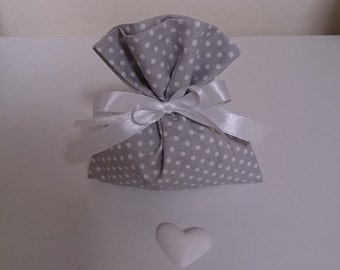 PEARL-set 20 Sachets wedding favors