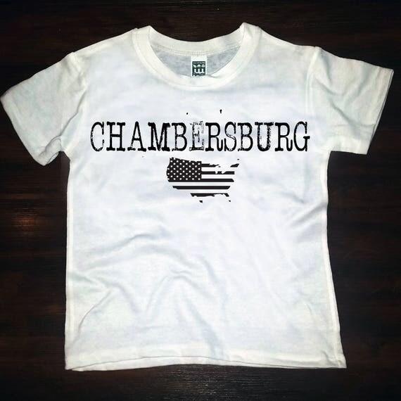 Chambersburg USA- Tee