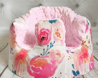 Indy Bloom Watercolor Blush Bumbo Cover