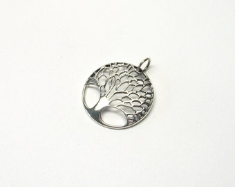 Beautiful Life Tree of life silver 925 jewelry Pendant