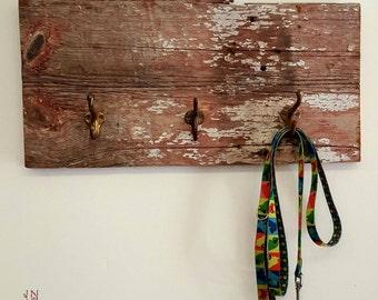 Reclaimed Barn Wood Rack