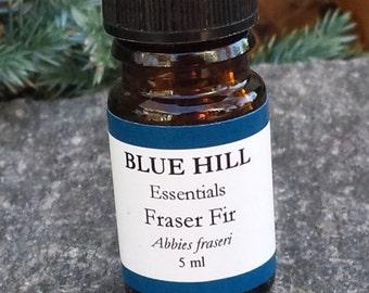 100% pure Fraser Fir Essential Oil