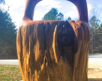 Handmade Cedar Basket