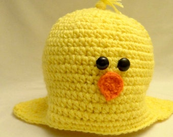 little chick hat
