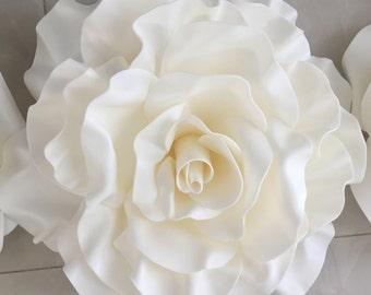 Flower decoration wedding giant rose foam event decoration flower