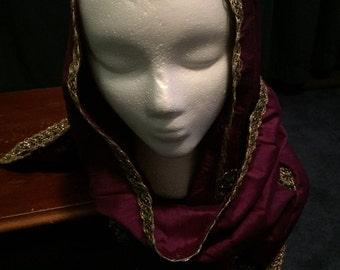 Middle Eastern Head scarf wrap/Sash