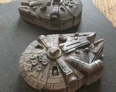 Star Wars Soaps - Millennium Falcon soap - Valentine soap - men soaps - May the Force be with you - geek nerd - boyfriend soap - Rogue One