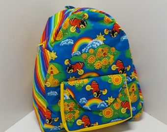 NEW JR Toddler Backpack - Roley Poley