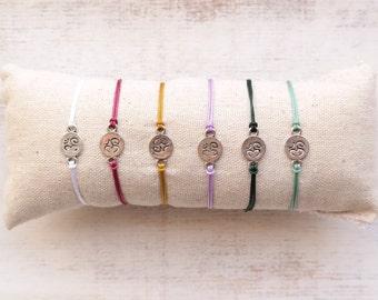 Om Bracelet / Yoga Bracelet