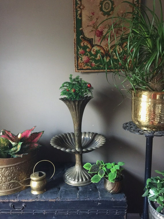 Archival Plant Stand Vases Home Decor